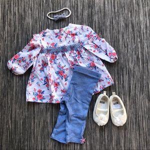 Little Me Outfit Bundle